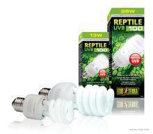 EXO TERRA Repti Glo Compact 5.0 Compact Fluorescent Bulbs - żarówka dla gadów tropikalnych