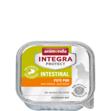 ANIMONDA Integra Protect Intestinal - karma dla kotów z biegunką 100g