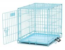 MIDWEST iCrate Fashion, kennel klatka dla psa, niebieska