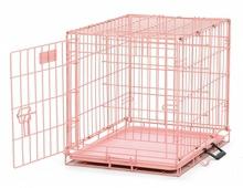 MIDWEST iCrate Fashion, kennel klatka dla psa, różowa