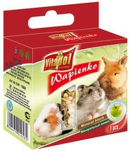 VITAPOL - Kostka wapienna dla gryzoni, Różne smaki!