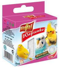 VITAPOL - kostka wapienna dla ptaków. Różne smaki