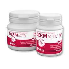 VETFOOD DERMActive - preparat wzmacniający właściwą pracy skóry