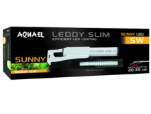 AQUAEL Leddy Slim Sunny - Innowacyjna lampa ledowa do akwarium.
