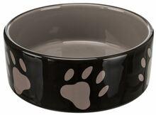 TRIXIE Miska ceramiczna w brązowym kolorze