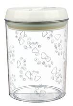 TRIXIE Plastikowy pojemnik na suchą karmę 1,5l