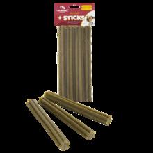 RECOSNACK Dental Sticks Gwiazdki Zielone 12 cm - Przysmaki dentystyczne dla psa