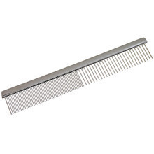 KW Smart Double Comb Small - grzebień metalowy, mieszany mały