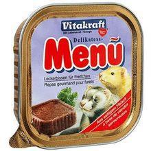 VITAKRAFT Menu - konserwa dla Fretki 100g