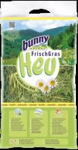 BUNNY FreshGrass Hay with camomille blossoms - siano z kwiatami rumianku 500g
