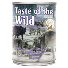 TASTE OF THE WILD Sierra Mountin Canine Formula 390g