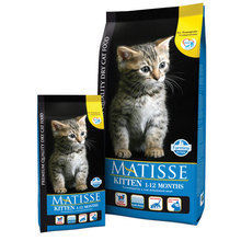 FARMINA Matisse Kitten karma dla kociąt 400g, 1,5KG
