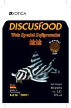 DISCUSFOOD Wels Spezial Softgranulat - pokarm dla wszystkożernych i mięsożernych ryb zbrojnikowatych 80g/175ml.
