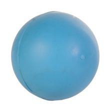 TRIXIE Piłka z pełnej gumy- zabawka dla psów o silnych szczękach