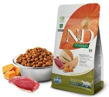 FARMINA N&D Pumpkin and Cantaloupe melon, Duck sucha karma dla kota 300g i 1,5kg