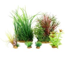 ZOLUX Plantkit Jalaya N°4 - zestaw sztucznych roślin do akwarium