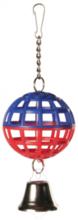TRIXIE Piłka z dzwonkiem dla ptaków