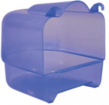 TRIXIE Niebieski pojemnik do kąpieli dla ptaków