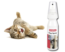BEAPHAR  Play Spray- kocimiętka w sprayu 100ml