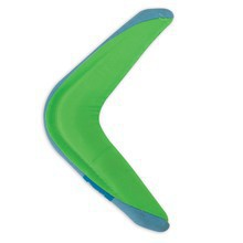 CHUCKIT ! Amphibious Boomerang - Aport unoszący się na wodzie
