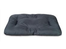 AMI BASIC poduszka prostokątna w kolorze grafitowym