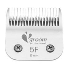 "Groom Professional - nóż stalowy Pro-X ""snap-on"" 5F - 6 mm"