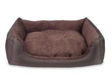 AMI ASPEN Sofa legowisko w kolorze brązowym