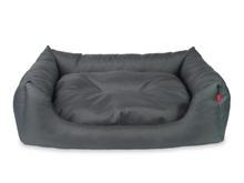 AMI BASIC Sofa legowisko w kolorze grafitowym