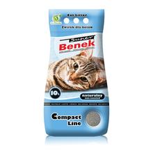 CERTECH Super Benek COMPACT LINE - żwirek dla kota o naturalnym zapachu glinki