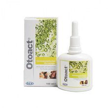 GEULINCX Otoact - Preparat dla psów i kotów zmiękczający woskowinę oraz łagodzący podrażnienia