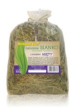 NATURAL-VIT Sianko naturalne dla gryzoni z miętą 300g