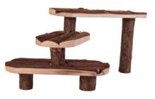 TRIXIE Natural Living Schody drewniane dla gryzoni