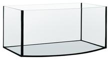 DIVERSA Akwarium Profilowane 112L - 80x35x40 cm, grubość szkła 6mm