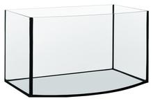 DIVERSA Akwarium Profilowane 54L - 60x30x30 cm, grubość szkła 4mm