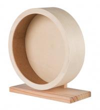 TRIXIE Drewniany kołowrotek dla gryzoni