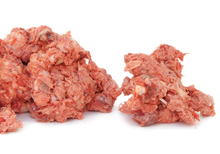 AS-POL Indyk bez kości 1kg - mrożone mięso dla psa