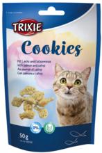 TRIXIE Cookies  - Przysmak dla kota 50g