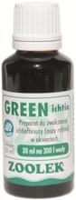 ZOOLEK Green Ichtio  - leczy ospę rybią