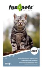ARION Fun4Pets Cat Adult 10 kg - Sucha karma dla kotów dorosłych