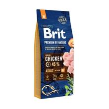 BRIT Premium By Nature Adult M karma dla psa 1kg, 3kg. 8kg i 15kg
