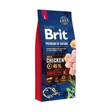 BRIT Premium By Nature Adult L karma dla psa 3kg. 8kg i 15kg