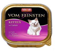 ANIMONDA Vom Feinsten Kitten Jagnięcina - Pełnowartościowa karma dla kociąt, 100g