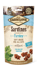 CARNILOVE Cat Semi Moist Snack Sardine & Parsley przysmak dla kota 50g