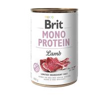BRIT Monoprotein Lamb mokra karma dla psa 400g