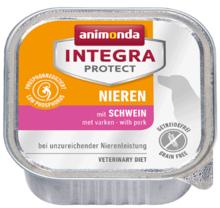 ANIMONDA Integra Protect Nieren, Wieprzowina - karma dla psów z niewydolnością nerek 150g