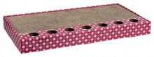 TRIXIE Drapak kartonowy w kolorze różowym