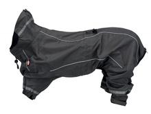 TRIXIE Kombinezon przeciwdeszczowy Vaasa szary dla psa