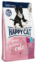 HAPPY CAT Junior Grainfree Kaczka - sucha karma dla młodych kotów