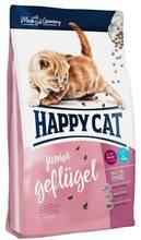 HAPPY CAT Junior Kurczak - sucha karma dla młodych kotów