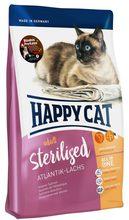 HAPPY CAT Sterilised Łosoś - sucha karma dla kotów sterylizowanych